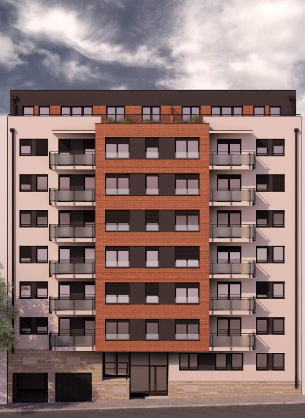 Zgrada (stanovi i garaže) - Gročanska 19, Vračar